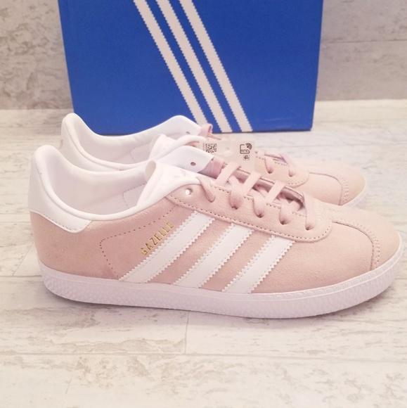adidas gazelle light pink